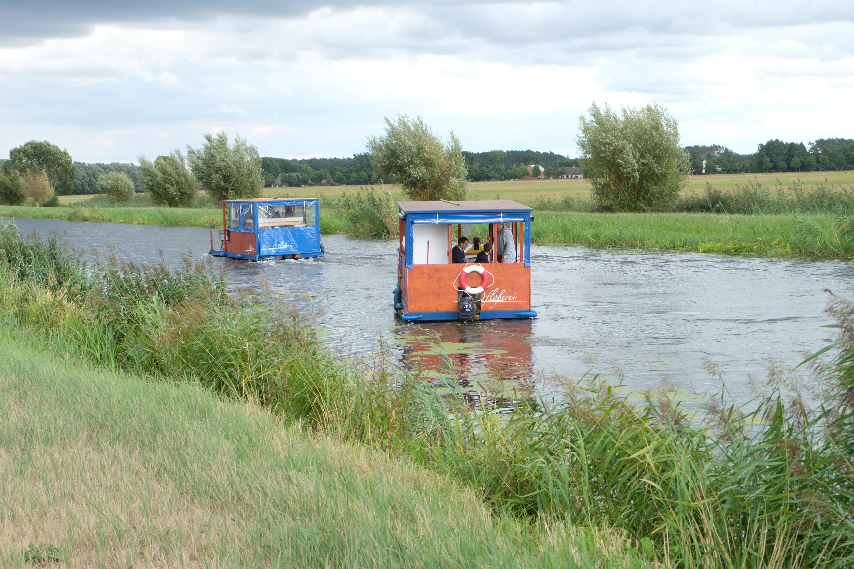 Hausboot Mecklenburg