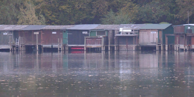 Bootsschuppen Plau am See