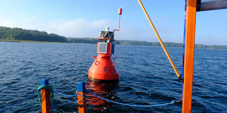 auf dem Schweriner See