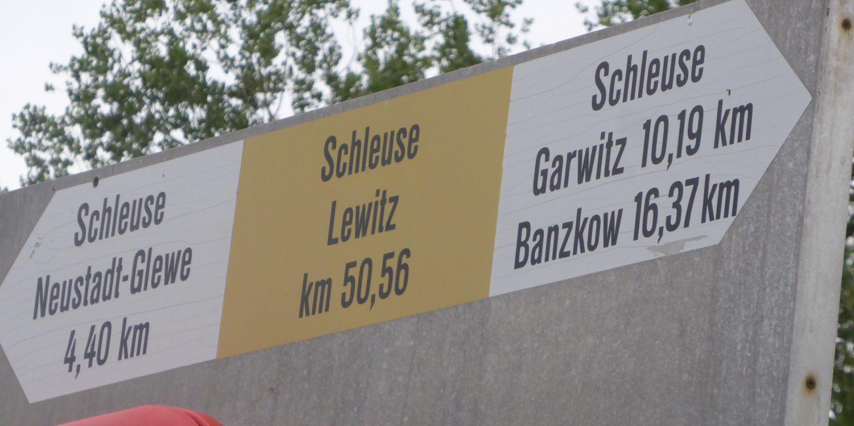 Schleuse Lewitz