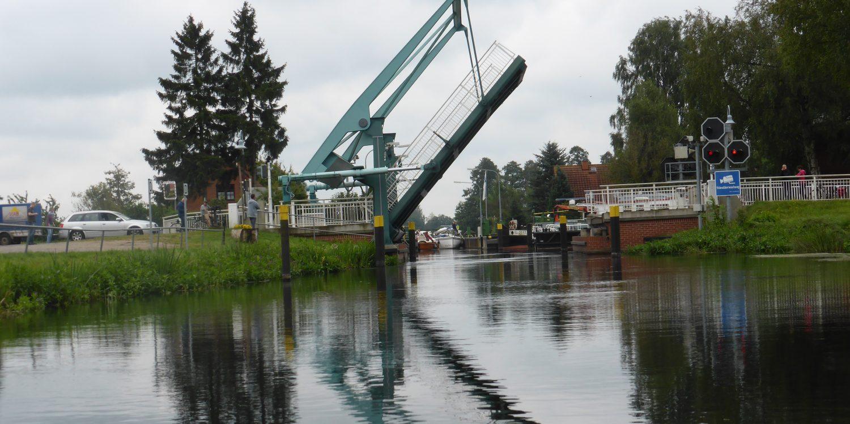 Brücke in Plate