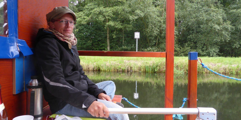 Floss fahren in Mecklenburg