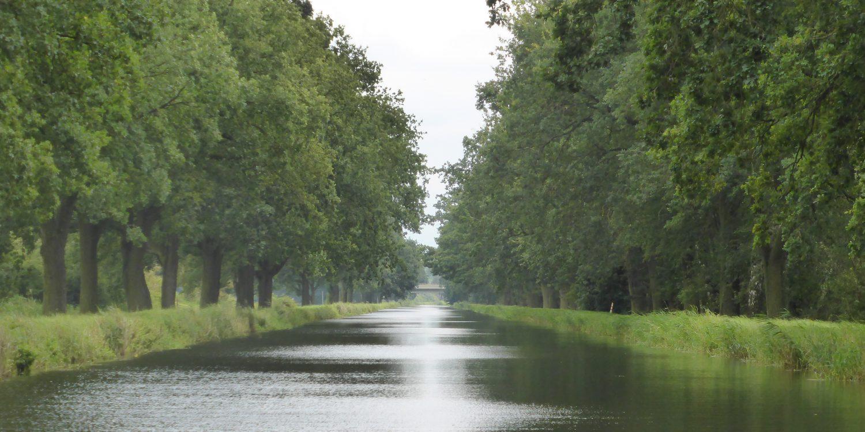 Störkanal Floßfahrt